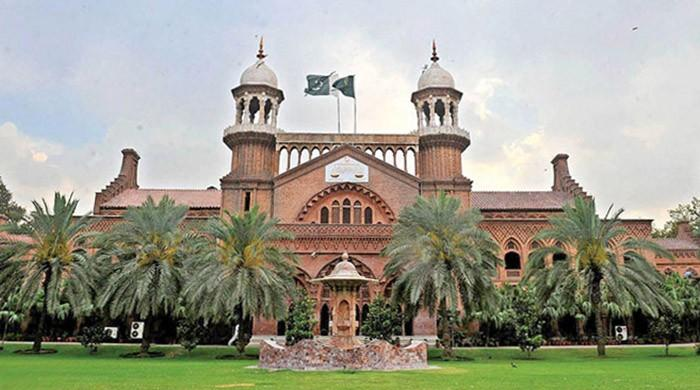 LHC orders PAT-led protest on Mall Road to end at midnight