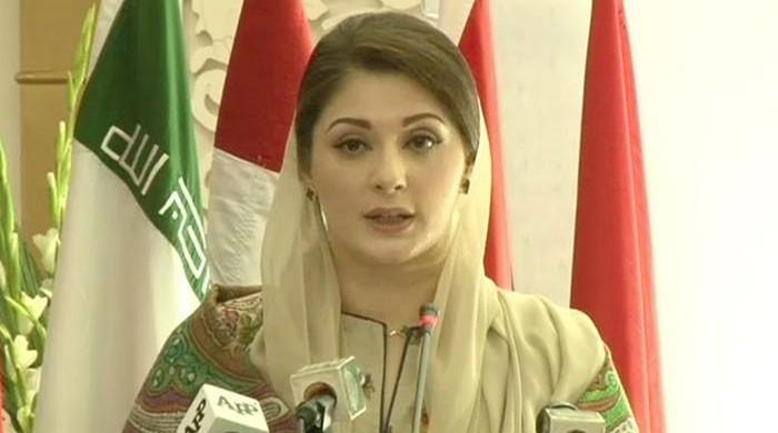 Empty seats in opposition rally confirm Nawaz's stance: Maryam