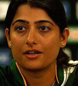 Sana Mir urges measures to protect children in sports
