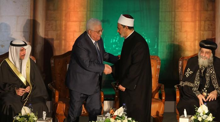 Peaceful Middle East possible if Jerusalem is declared Palestine's capital: Mahmoud Abbas