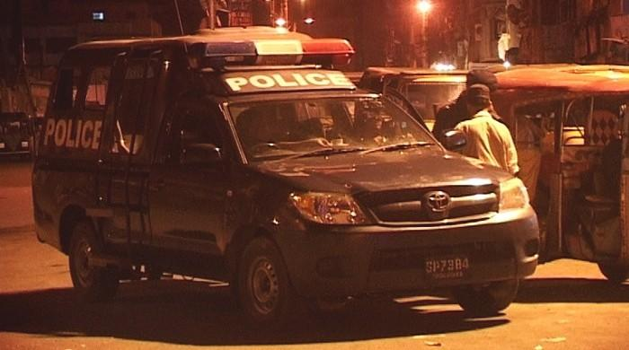 New CCTV footage emerges of Landi Kotal firing incident that left policeman dead