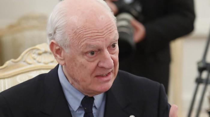 UN mediator invites Syrian negotiators to Vienna talks next week