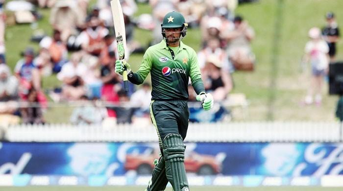 New ball in NZ conditions giving tough time: Fakhar Zaman