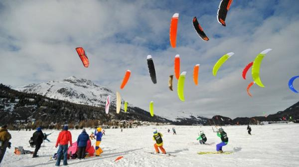 World Snowkiting Contest 2018