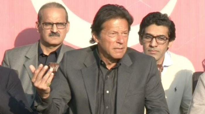 People like Nawaz, Asif have destroyed assembly: Imran Khan