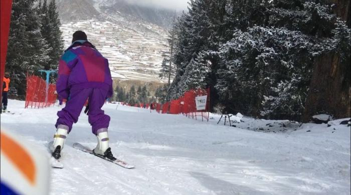 International skiers arrive in Pakistan for competition in Gilgit