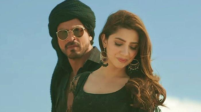 Mahira Khan's 'Raees' most pirated Bollywood film of 2017