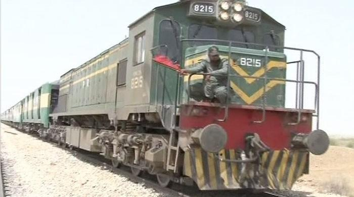 Pakistan, Iran to restart fortnightly passenger train service