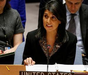 Afghanistan seeks world pressure on Pakistan for consensus in Taliban talks: Haley