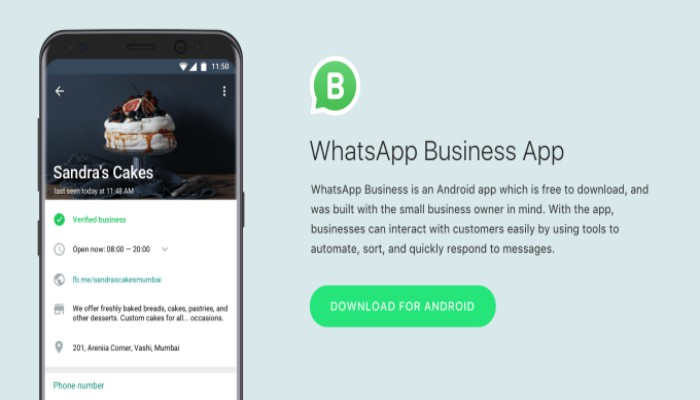 WhatsApp finally launches standalone WhatsApp Business app - here's how it works