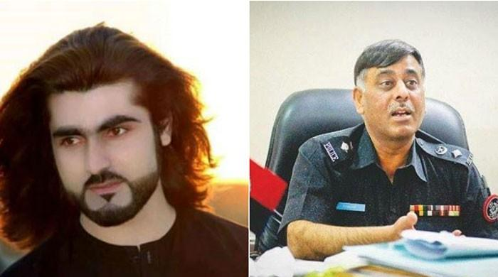 SSP Rao Anwar submits Naqeebullah's 'criminal record' to probe body