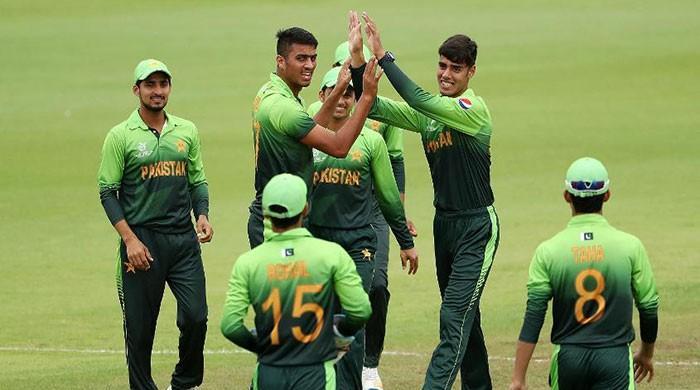 U-19 World Cup: Pakistan fight off Sri Lanka to qualify for quarterfinals