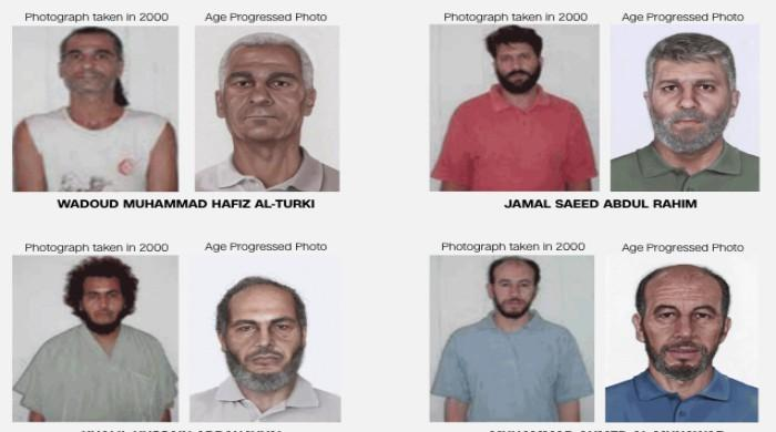 FBI releases age-processed pictures of four 1986 Pan Am hijacking suspects