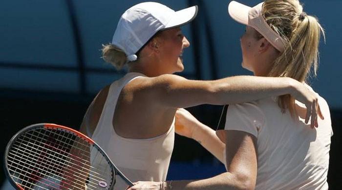 Svitolina ends teen dream in furnace Australian Open