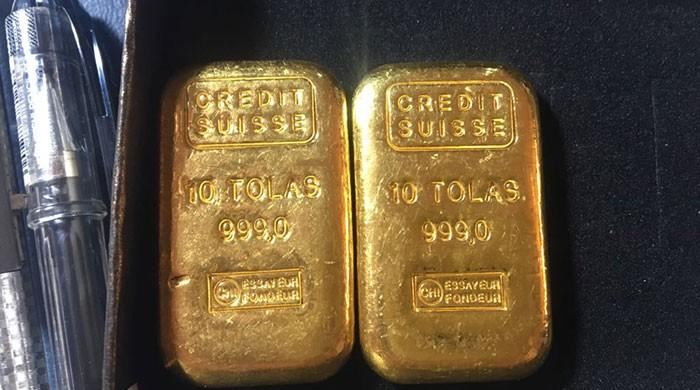 Customs foil bid to smuggle 230 tolas gold at Peshawar airport