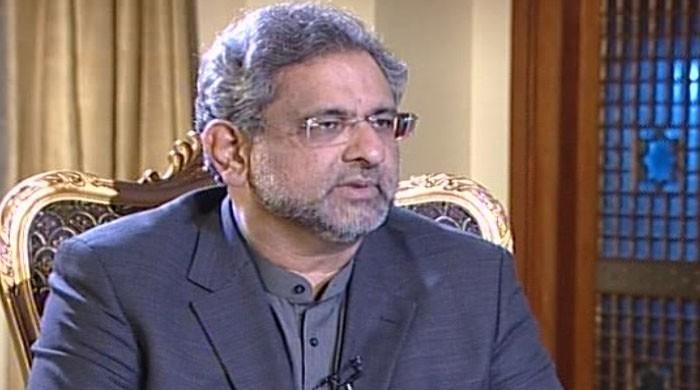 If a member curses parliament then he is cursing himself: PM Abbasi