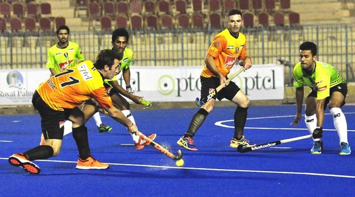 World XI beats Pakistan 5-1 in first hockey match