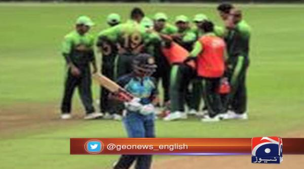 U-19 World Cup: Pakistan fight off Sri Lanka to qualify for quarterfinals