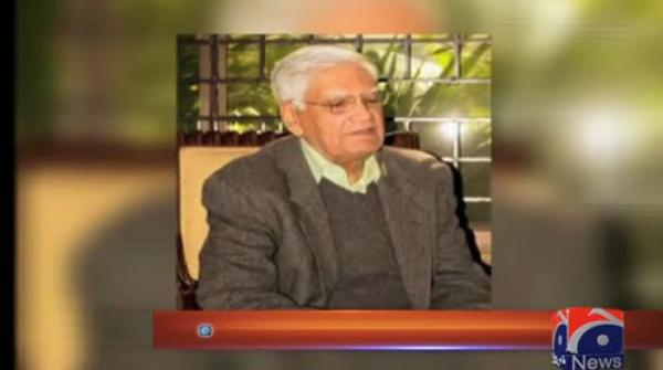 Pakistani nuclear physicist Ishfaq Ahmed passes away