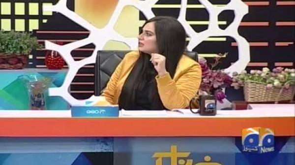 Ayesh ka sawaal Sheikh Rasheed se aap nay istifa kyun nahi behja? Khabarnaak