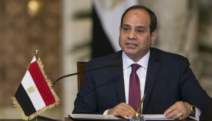 Egypt's Sisi confirms he will seek second term as president