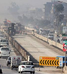 Peshawar's first Bus-Rapid Transit line to open by April