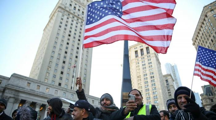 US Supreme Court to decide legality of Trump travel ban