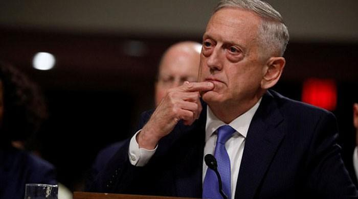 Mattis warns of 'growing threats' from Russia, China