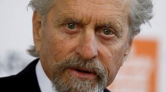 Actor Michael Douglas accused of sexual misconduct in 1980s