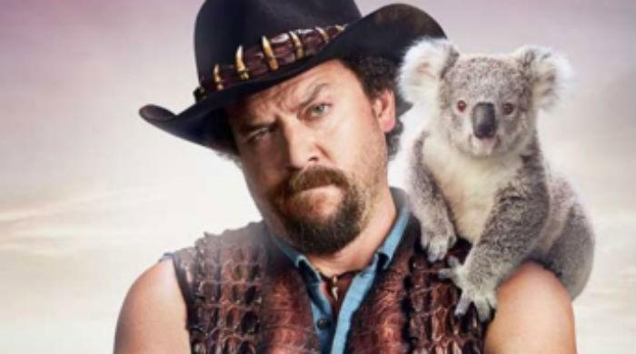 Danny McBride to play Crocodile Dundee's son in new movie