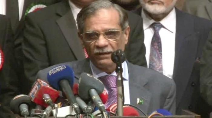 Pakistan needs honest leadership, strong judiciary: CJP