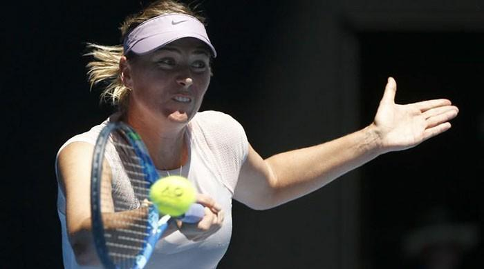 Sharapova crashes out of Australian Open