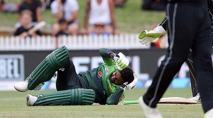 Shoaib Malik ruled out of T20I series against New Zealand