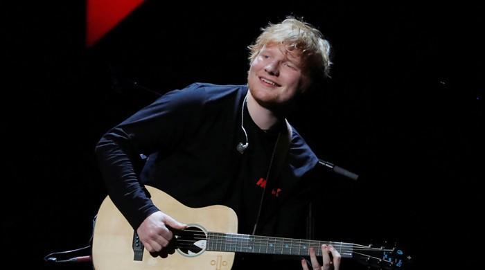 Ed Sheeran engaged to girlfriend Cherry Seaborn