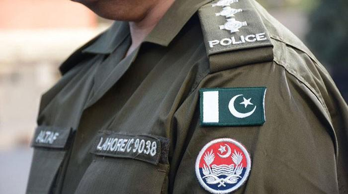 Lahore police force citizen to remove clothes during 'checking'