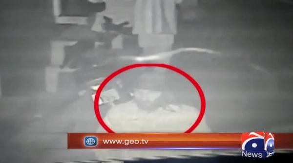 New CCTV video shows suspect doing rounds near Zainab's house