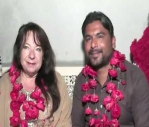 Romance across borders: Canadian woman marries Pakistani online lover