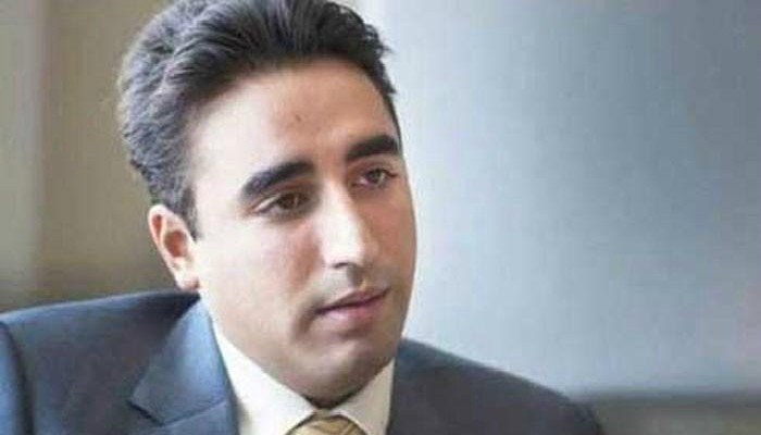 Justice suffering in Pakistan, says Bilawal Bhutto