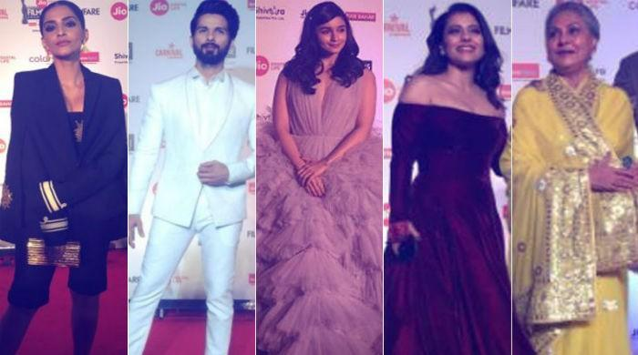 Lights, camera, action: Best of Filmfare Awards 2018