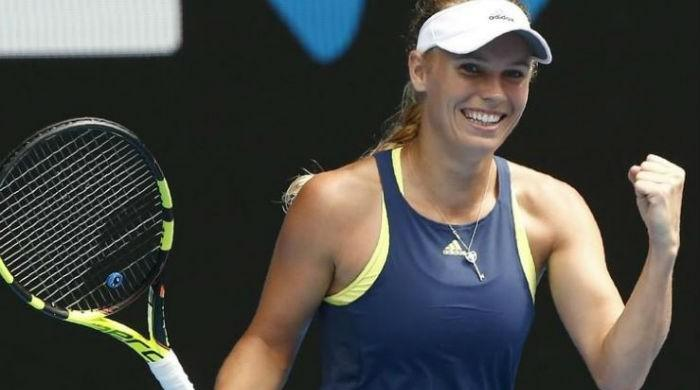 Tennis: Wozniacki gallops into Melbourne quarter-finals