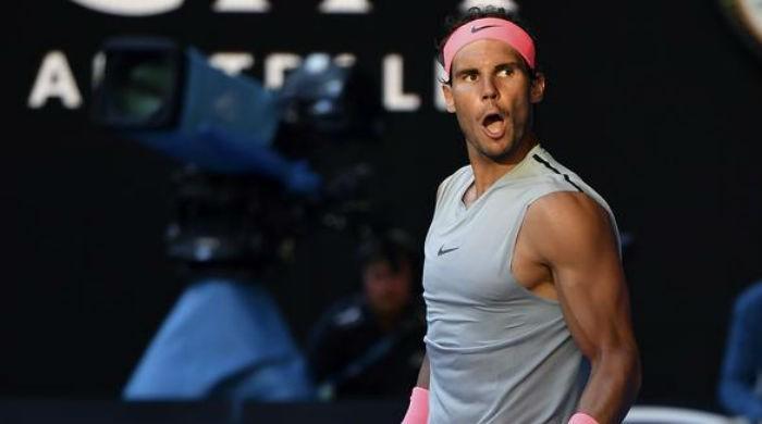 Nadal fights off gutsy Schwartzman to reach quarters