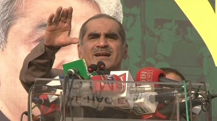 Pakistan isn't completely independent: Saad Rafique