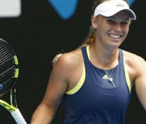 Tennis: Wozniacki gallops into Melbourne quarter-finals