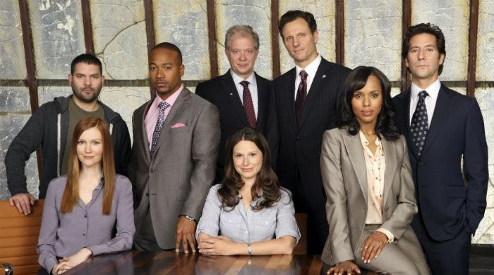 Scandal, the show that Twitter built, bows out