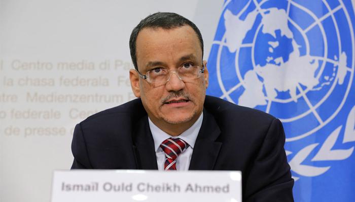 Yemen UN Envoy to Step Down in February