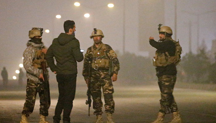 Night-long siege of Kabul hotel leaves 30 dead
