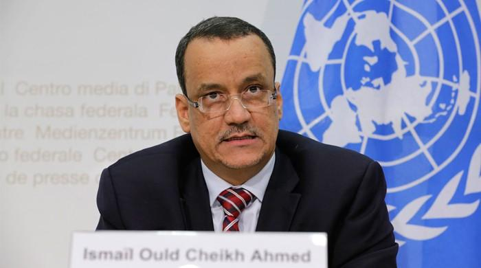 UN Yemen envoy to step down next month