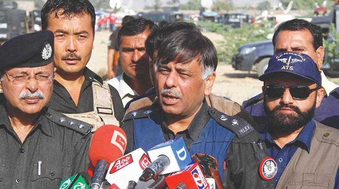 FIR registered against Rao Anwar, name added to ECL after SC takes notice of attempt to go abroad