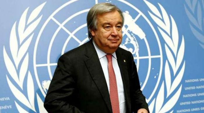 UN chief offers mediation between Pakistan, India