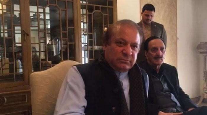 Nawaz questions continuation of 'bogus' corruption cases